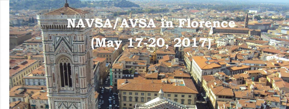 Bursaries Available for Postgraduates and Early Career Researchers to Attend NAVSA/AVSA Supernumerary Conference in Florence, May 2017 - Apply Now
